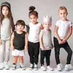 Agender: la moda per bambini non ha genere