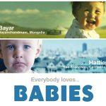 Cinema con bebé – Babies
