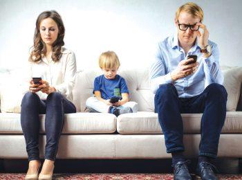 Che tipo di genitore con smartphone sei?