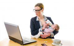 GG maternità e lavoro