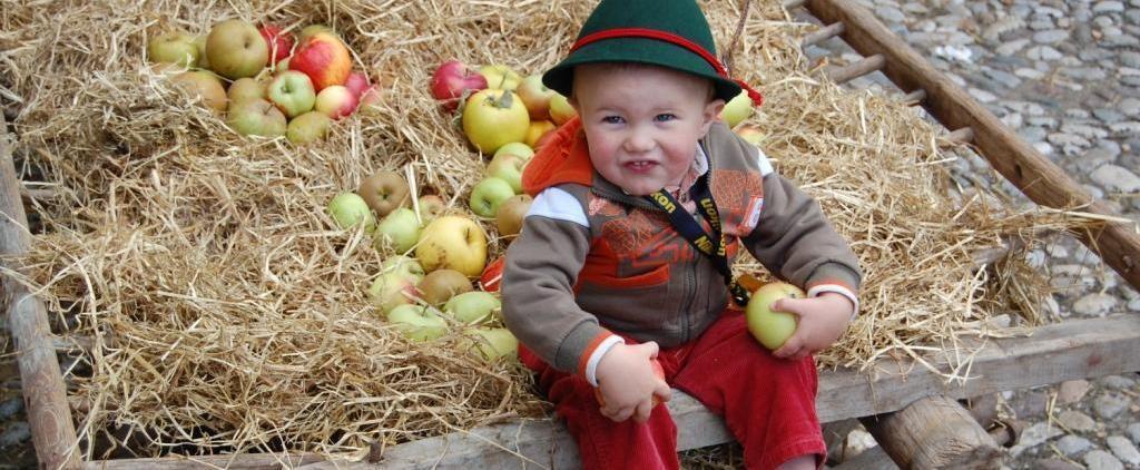 Pomaria 2018, la festa della raccolta delle mele della Val di Non (Trentino)