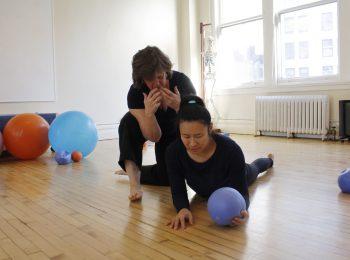 Lo sviluppo del movimento secondo il Body-Mind Centering