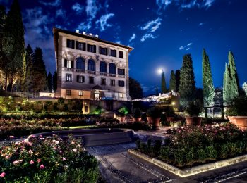Visita ai giardini di Villa Il Salviatino