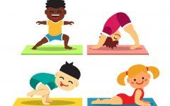 GG yoga bimbi