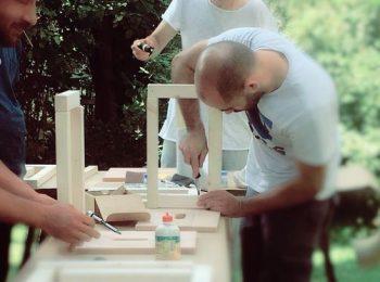 Laboratori Linfa di novembre, per imparare a costruire una Play Kitchen