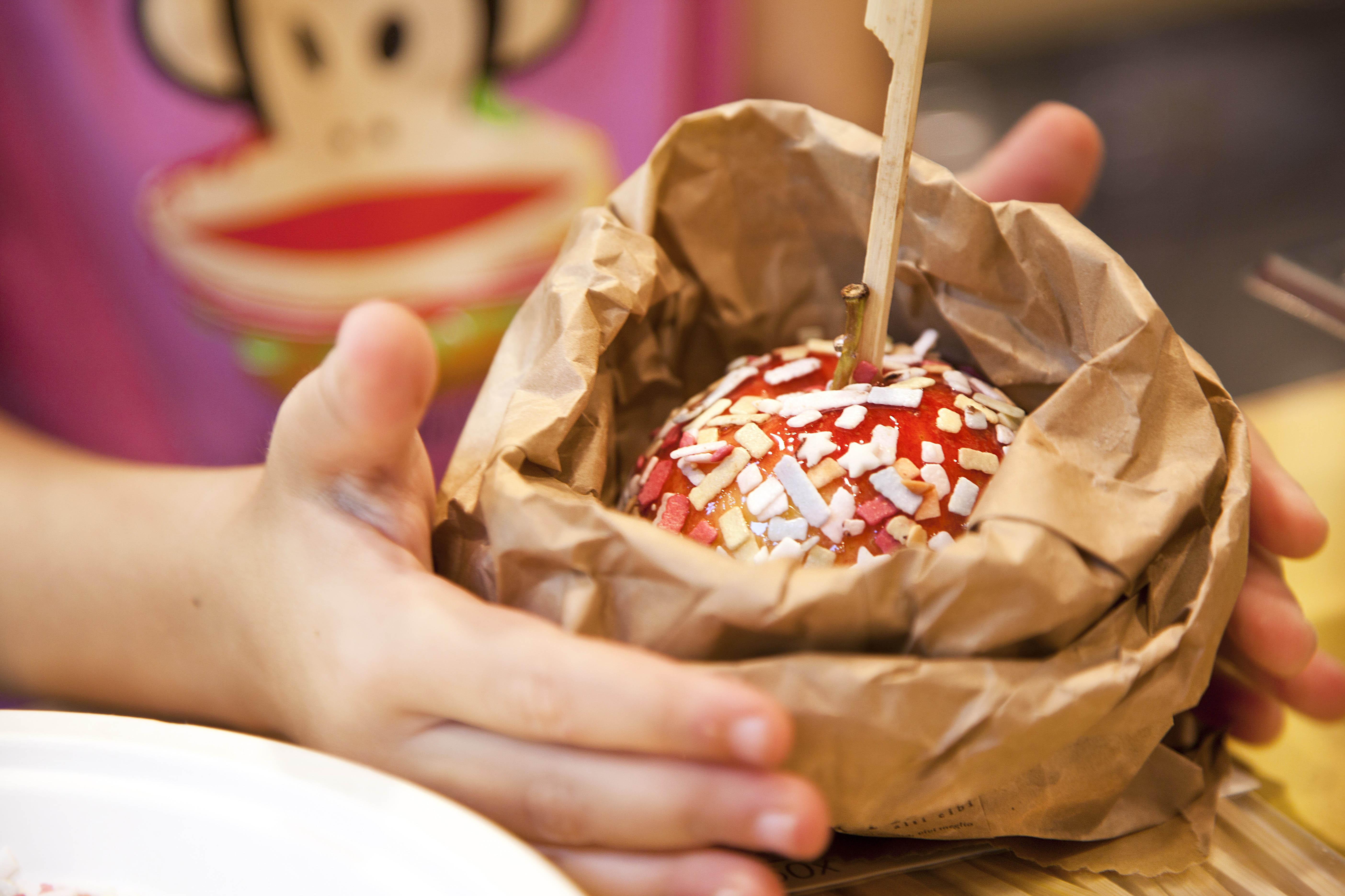 GG 25 nov addobbi di Natale da mangiare eataly
