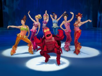 Arriva a Roma Disney On Ice Le Fiabe Incantate