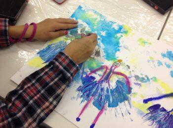 Atelier kids di novembre a Il Museo in erba, in Svizzera