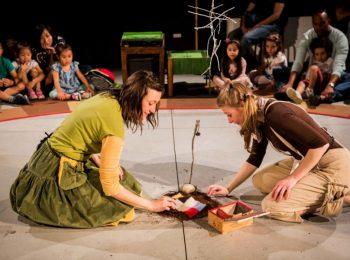 Bì La Fabbrica del Gioco e delle Arti: teatro a novembre