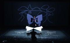 GG butterfly