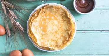 GG crepes party ricette cena bambini