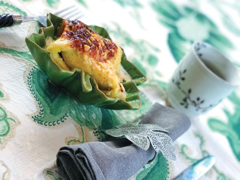 GG crepes fagottino ricotta spinaci