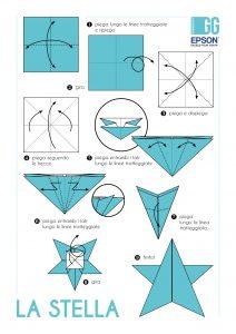 GG fare origami con i bambini