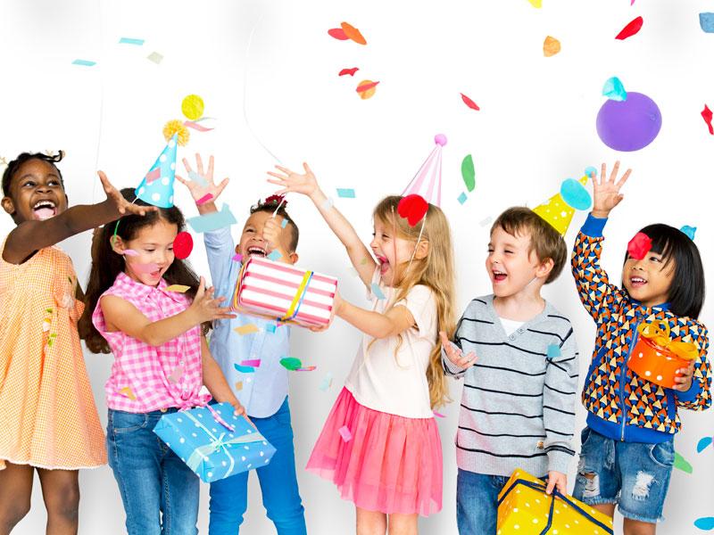 Festa di compleanno a Torino e in Piemonte. Dove?