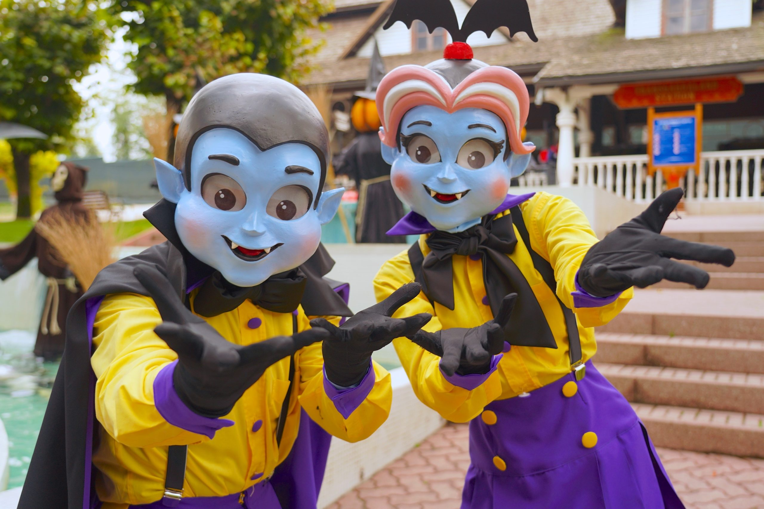 Gardaland Magic Halloween 2018