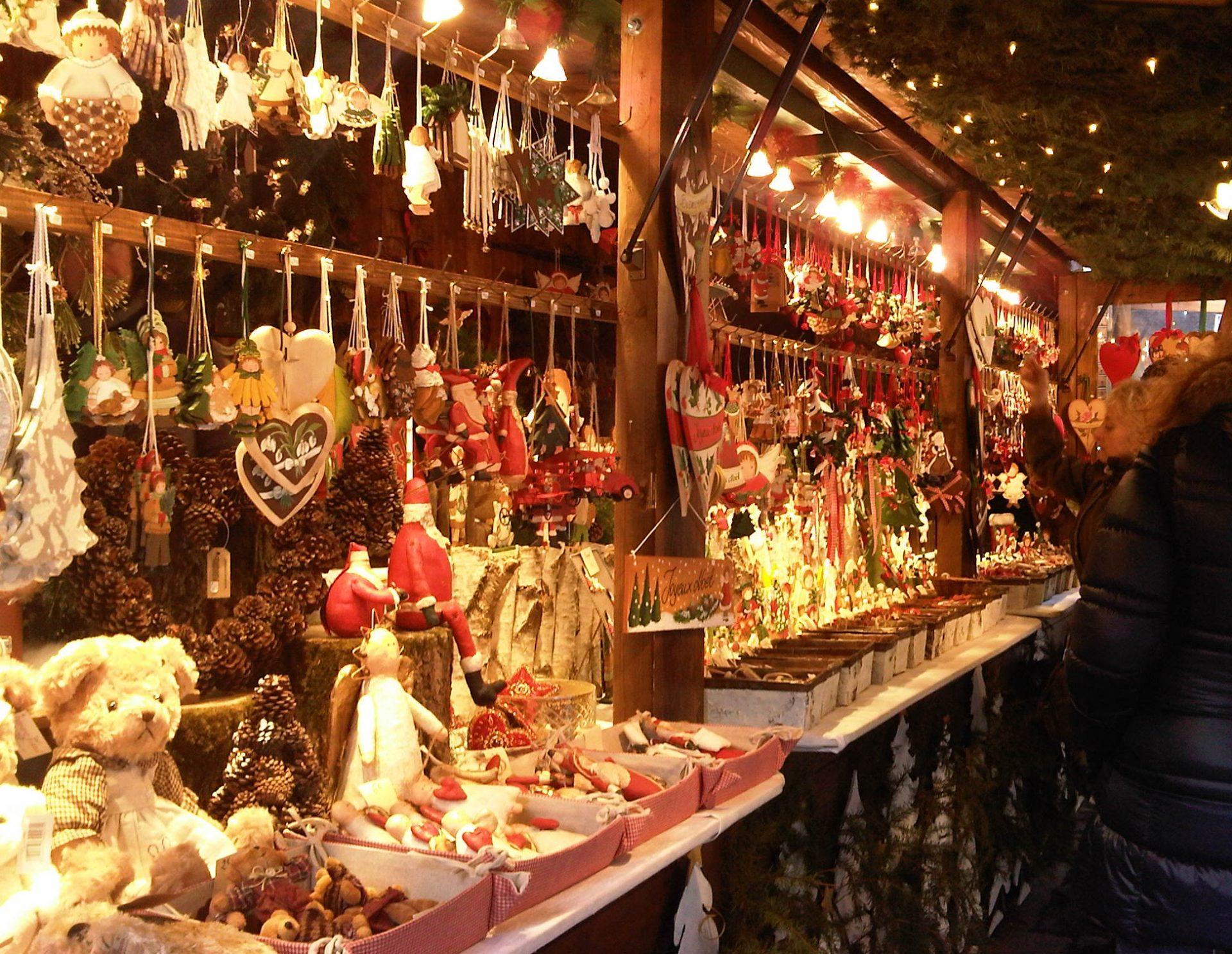 GG mercatino di natale il mercatino degli angeli