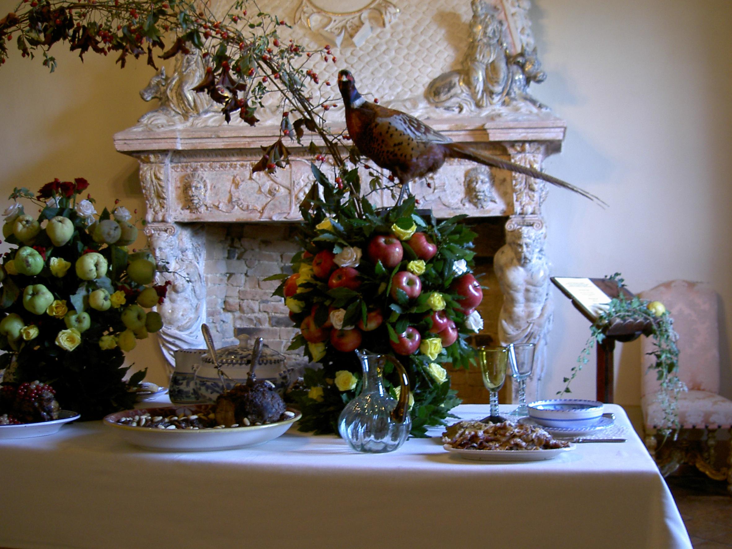 Novembre al Castello di Gropparello, tra cibi succulenti e Tavole Rotonde