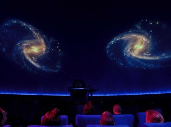 Novembre al Planetario Hoepli di Milano
