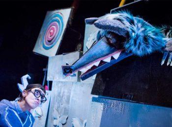 Spettacoli kids di novembre al Teatro Bruno Munari
