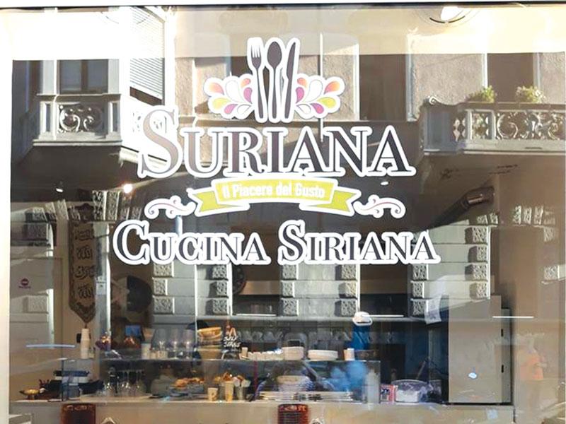 Suriana – Torino