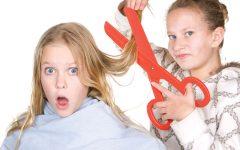 GG taglio di capelli per bambini