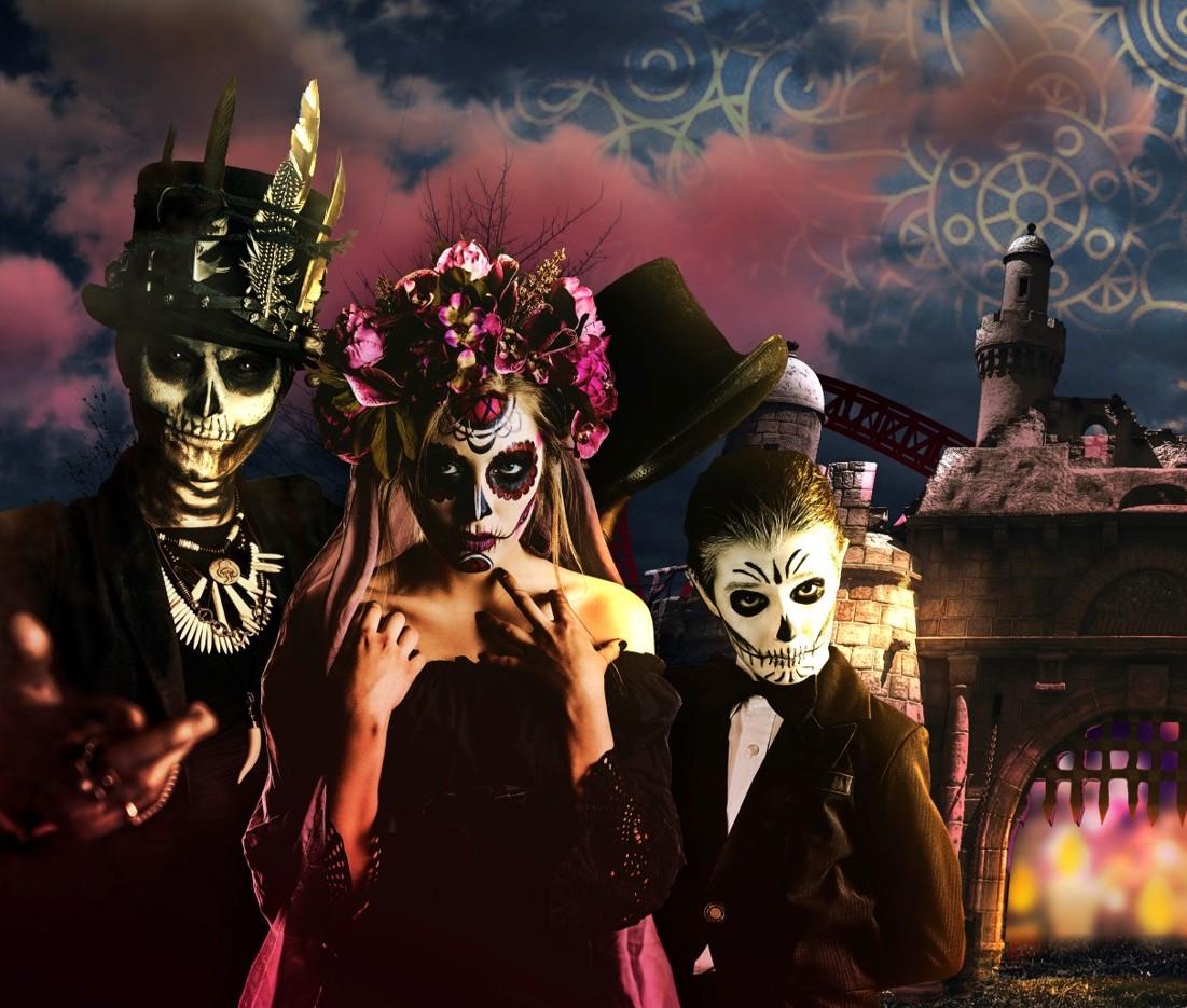 E' tempo di Halloween Mirabilandia 2018
