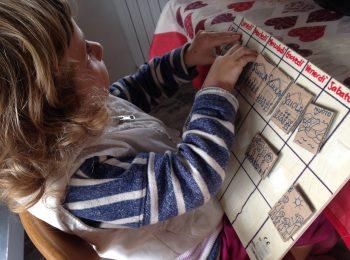 Insegnare il tempo ai bambini: oggi, ieri, domani