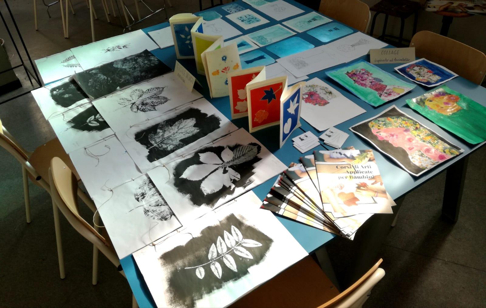 GG corsi di arti applicate per bambini e ragazzi