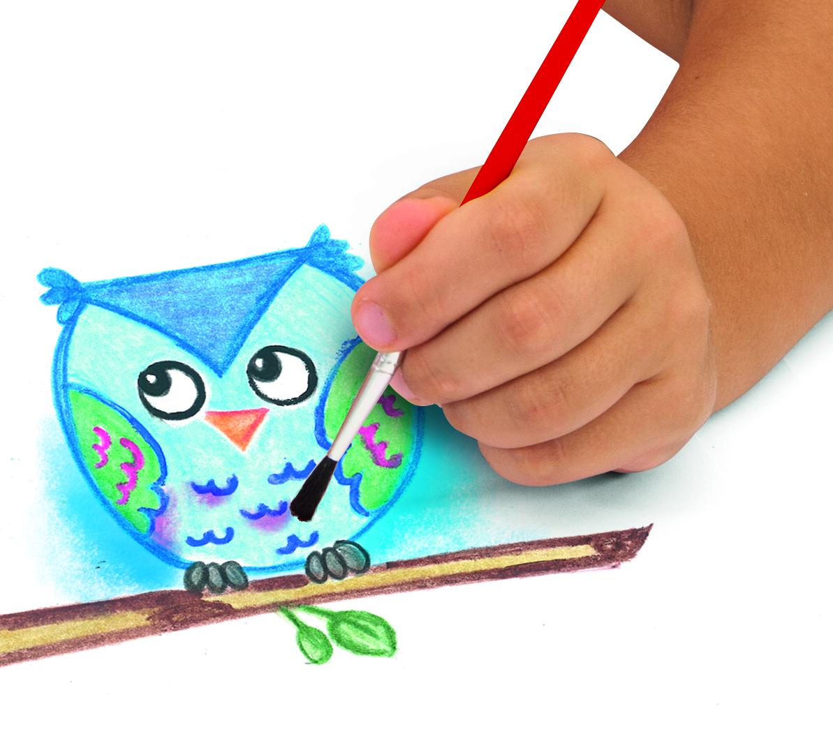 Imparare a disegnare: libri e giochi per i primi capolavori