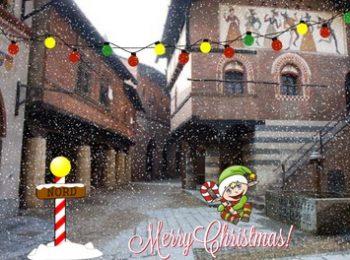 La magia del Natale in famiglia al Borgo Medievale