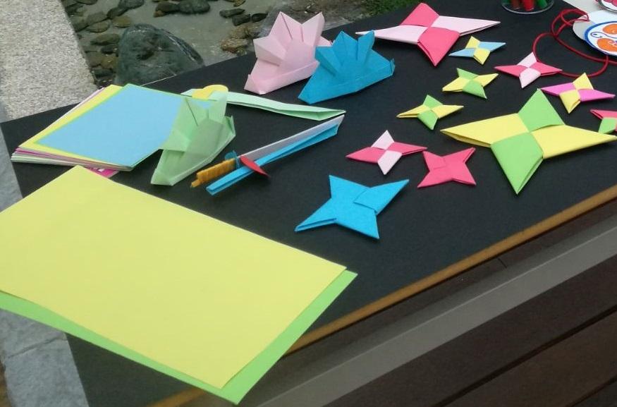 GG 16 dic origami da appendere mao