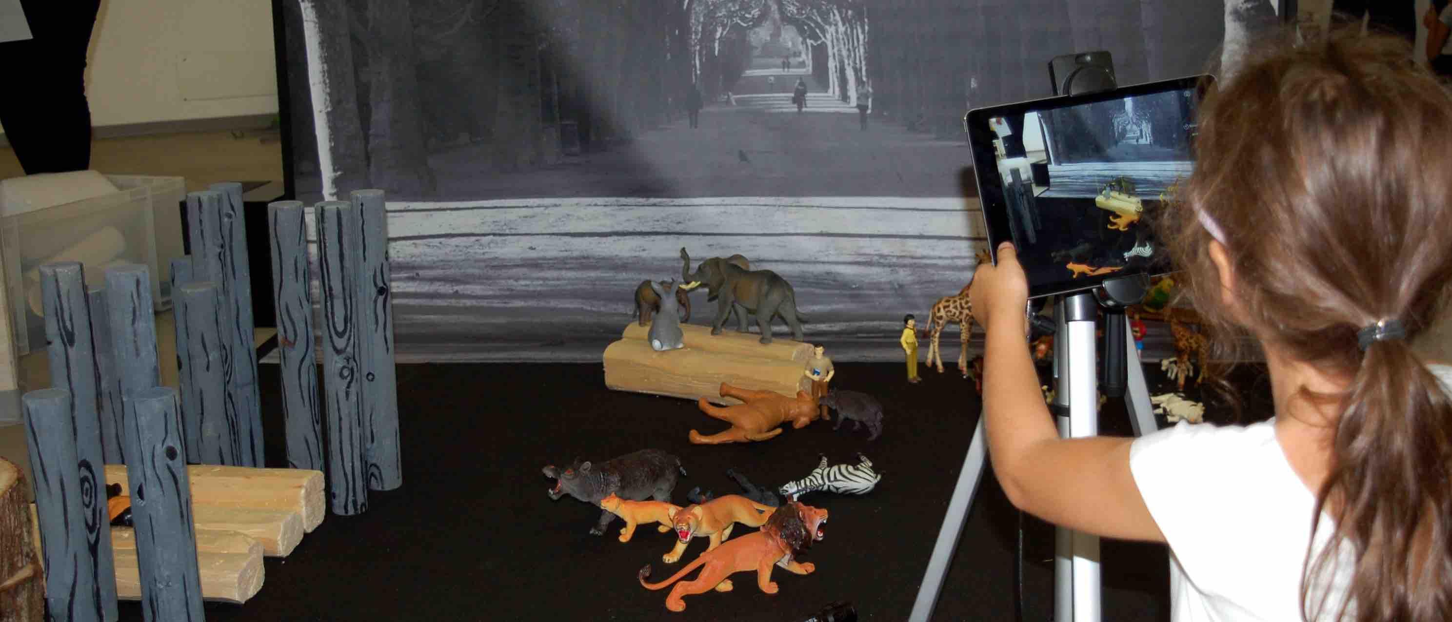 GG atelier kids dicembre il museo in erba1