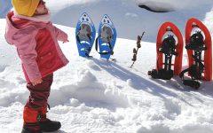 GG la neve di cogne e la prima ciaspolata