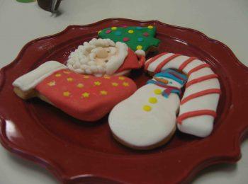 La Piazza di Momo e il cake design di dicembre