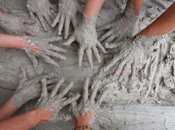 Modellare l'argilla