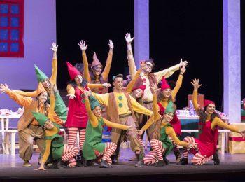 Teatro Carcano a dicembre, tra favole, danze e folletti di Natale