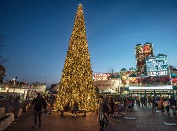 Natale 2018 a Le Gru, tra piste di ghiaccio, trenini e beneficenza