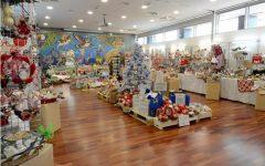 GG inaugurazione mercatino natale ugi