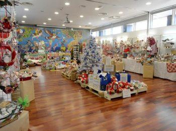 Inaugurazione Mercatino di Natale UGI