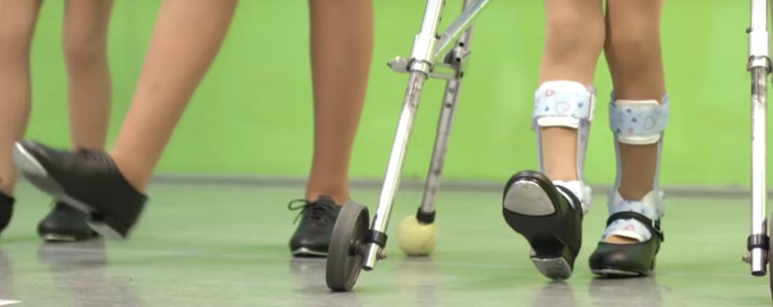 danza disabili