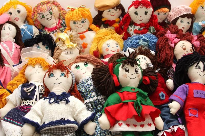 bambole di pezza - La Pigotta Unicef