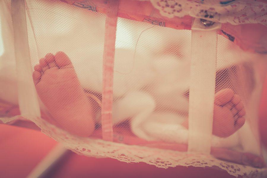 culla per neonato - trasportabile