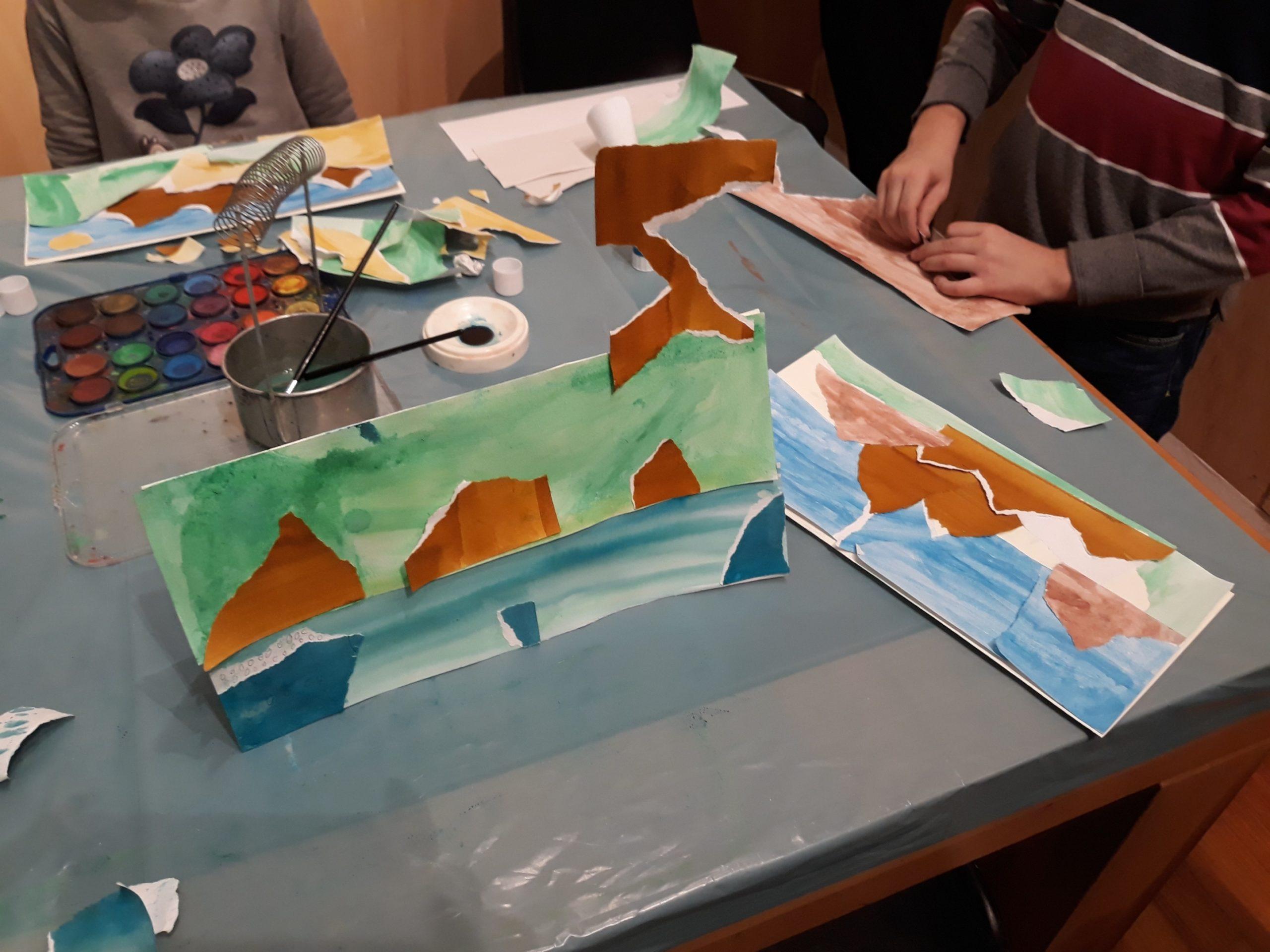 Alla GAM a gennaio, attività family sull'arte pittorica dei Macchiaioli