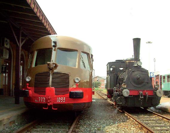Al Museo Ferroviario Piemontese a gennaio, un percorso di visita a misura di bimbo