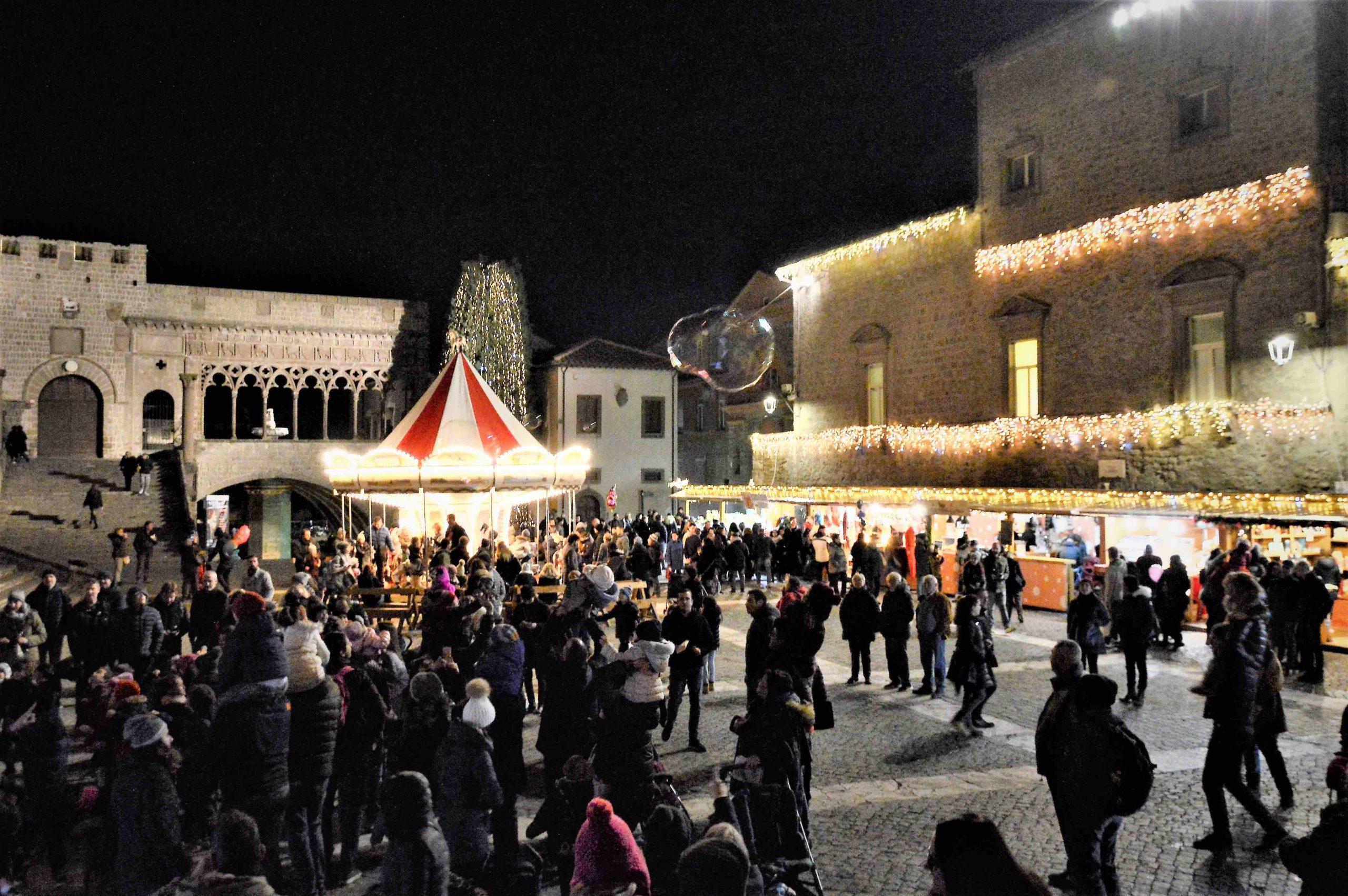 Caffeina Christmas Village 2018: Natale kids a Viterbo!