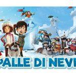 Cinema con bebè – Palle di Neve – Snowtime!