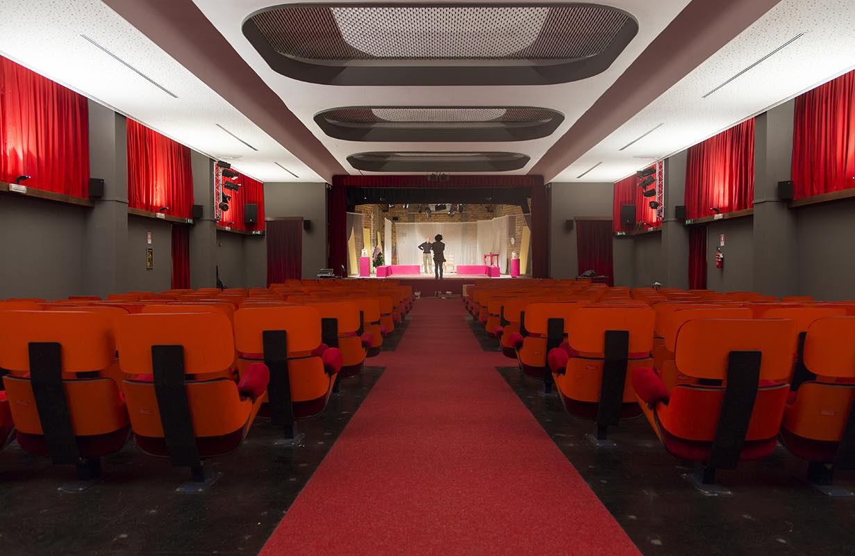 Cinema Teatro Delfino – Milano