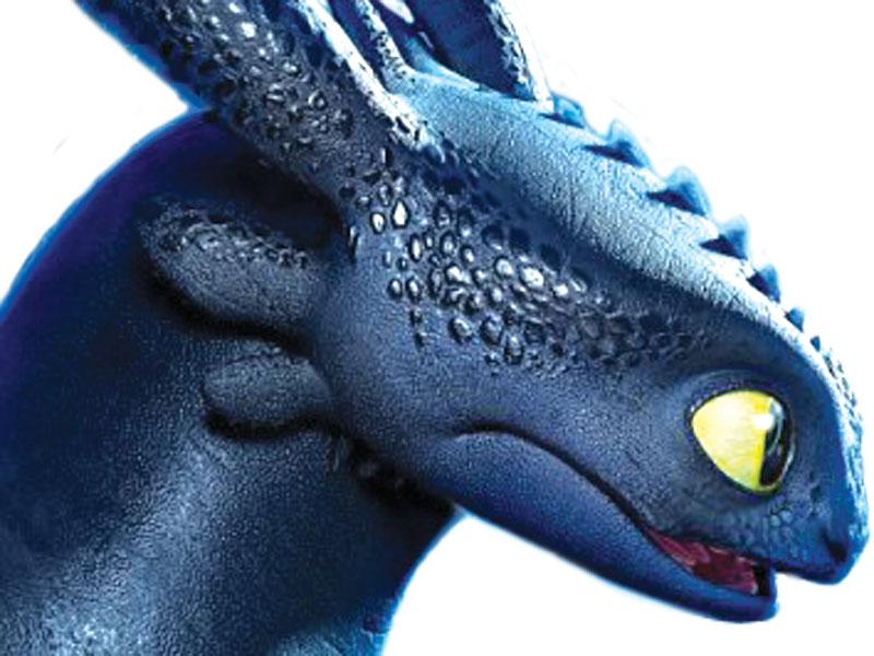 Dragon Trainer 3: il mondo nascosto