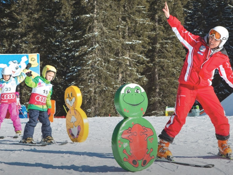 GG neve con i bambini6
