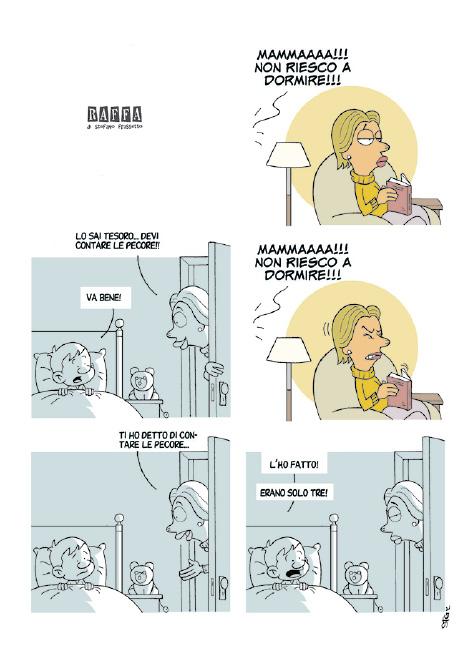 RAFFA | Il fumetto di Steve Frassetto | #81